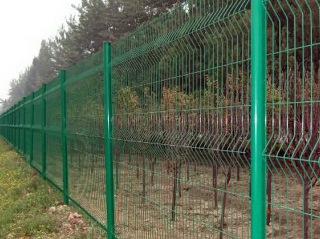 Забор из сетки Зеленодольск цена от 1137 руб.