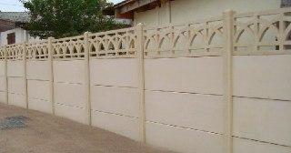 Бетонный забор под ключ Зеленодольск цена от 2211 руб.