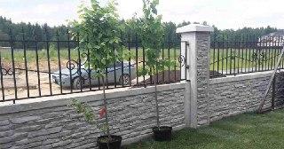 Декоративный забор Зеленодольск цена от 2127
