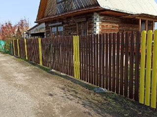 Установка заборов Зеленодольск цена от 1316 руб.