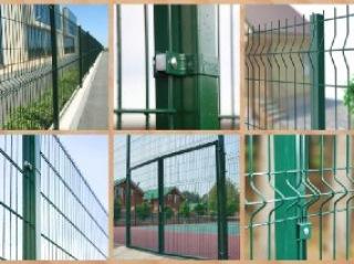 Забор из 3D сетки Зеленодольск цена от 1158 руб.